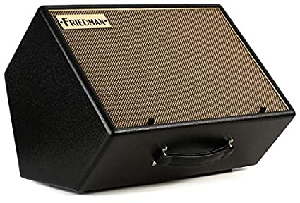 Friedman ASM-10 FRFR Active Stage Monitor · Pantalla guitarra eléctrica