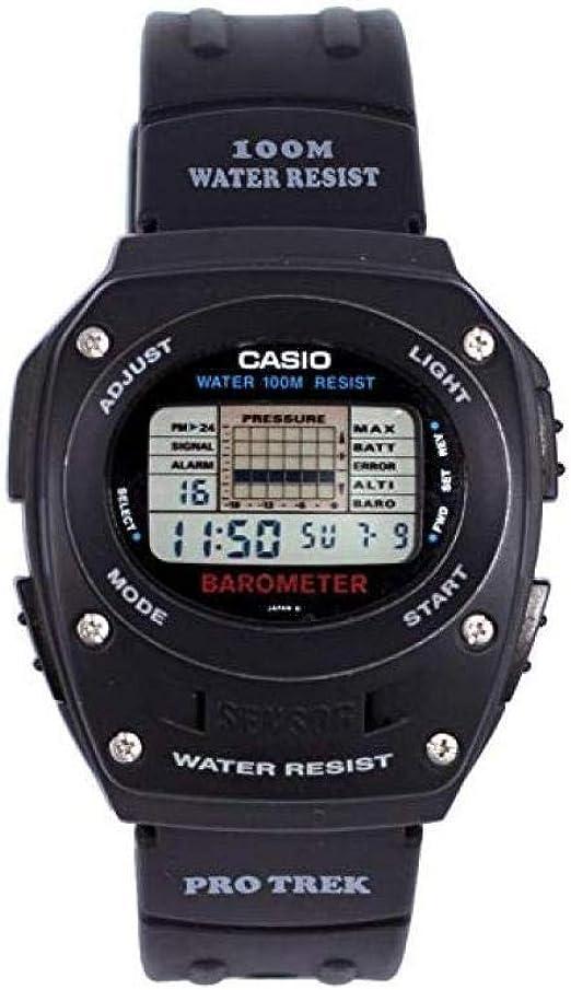 Casio BM 600 Montre Homme Quartz Digitale Altimère