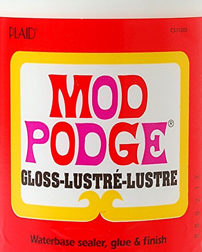 Mod Podge Gloss Lustre Finish 2 FL OZ by Plaid (Image #2)