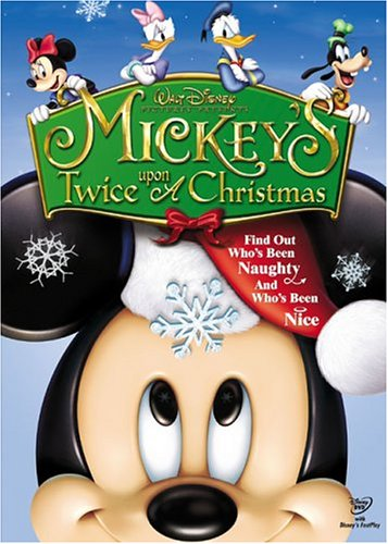 Amazon.com: Mickey's Twice Upon a Christmas: Wayne Allwine, Tony ...