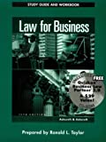 Study Guide and Workbook with Quicken½ Business Law Partner½ 3. 0 Cd Rom, Ashcroft, John D. and Ashcroft, Janet, 0538881003