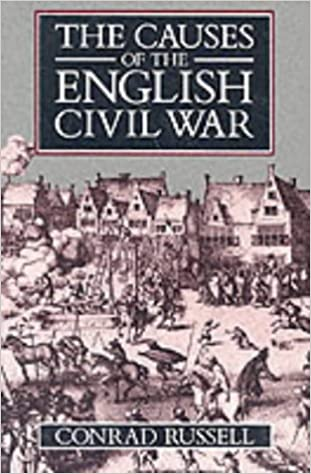 The Causes Of The English Civil War Ford Lectures Amazoncouk  The Causes Of The English Civil War Ford Lectures Amazoncouk Conrad  Russell Books