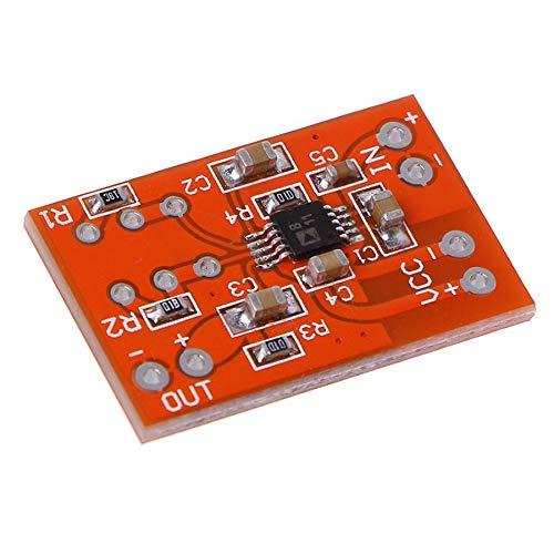 Microphone Preamplifier Board Low Noise COMP Compression Module DC 3V-5V Lovelysunshiny
