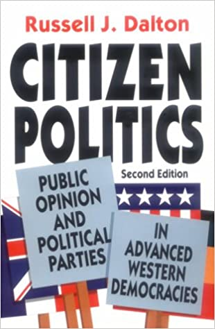 Public Opinion and Political Parties in Advanced Industrial Democracies
