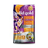 Solid Gold Let's Stay In Indoor Cat Chicken, Lentil & Apple Recipe for Adult Cats, 3 lb