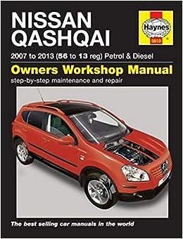 Nissan Qashqai  Handbook Manual  Book Pack 2015-2019