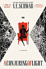 Witness the fate of beloved heroes and notorious foes in the heart-stopping conclusion to V.E. Schwab's New York Times bestselling Shades of Magic trilogy.                   *Kirkus' Best Fiction of 2017*              As darkn...