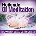 Heilende Qi Meditation Hörbuch von William Lee, Sasha James Gesprochen von: Danny-Farina Deschanel