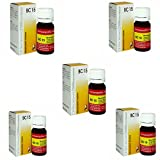 5 Lots X Reckeweg Biochemic Combination Tablets Bc 1 Homeopathic Medicine