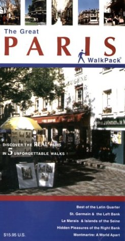 The Great Paris WalkPack Geoffrey Howard