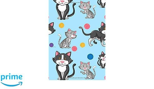 Libretas de Puntos: Cuadernos con Puntos, Cuaderno A5 Puntos, Cuaderno Dot, Cuaderno Dot Grid - Cuaderno Gato #24 - Tamaño: A5 (14.8 x 21 cm) - 110 . ...