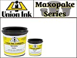 Union Maxopake - Plastisol Screen Printing Ink - Low-Bleed EZ Print White (Quart)