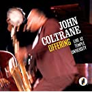 Offering: Live At Temple University [2 LP]