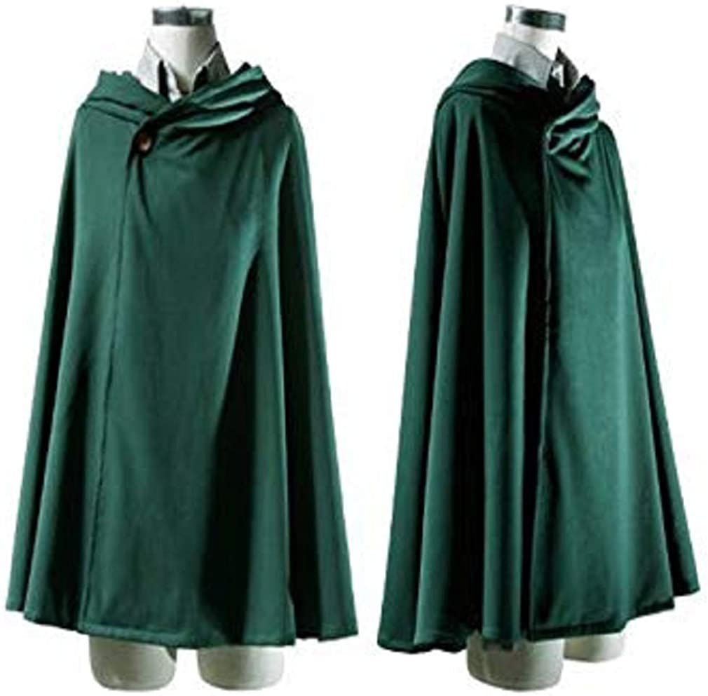 COSEASY Adult and Kids AOT The Wings of Freedom Flannel Cloak Blanket Halloween Cosplay Costume Cape