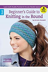 Beginner's Guide to Knitting in the Round Paperback