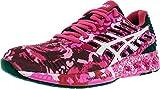 ASICS Women's Fuzex PR running Shoe, Pink Glow/White/Pink Ribbon, 8.5 M US