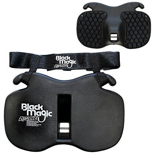 Black Magic Tackle Equalizer Fighting Gimbal Belt - Standard ()
