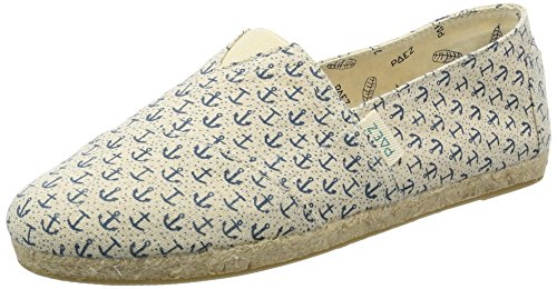 Raw Original Blue Paez Multicolore anclas Donna prints 300 Espadrillas 5PZq6w