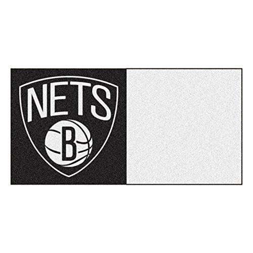 (Fanmats New Jersey Nets Carpet Tiles 18x18 Tiles)