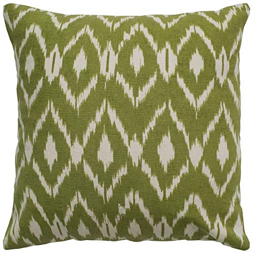 (Rizzy Home T05013  Decorative  Down Filled Throw Pillow  18