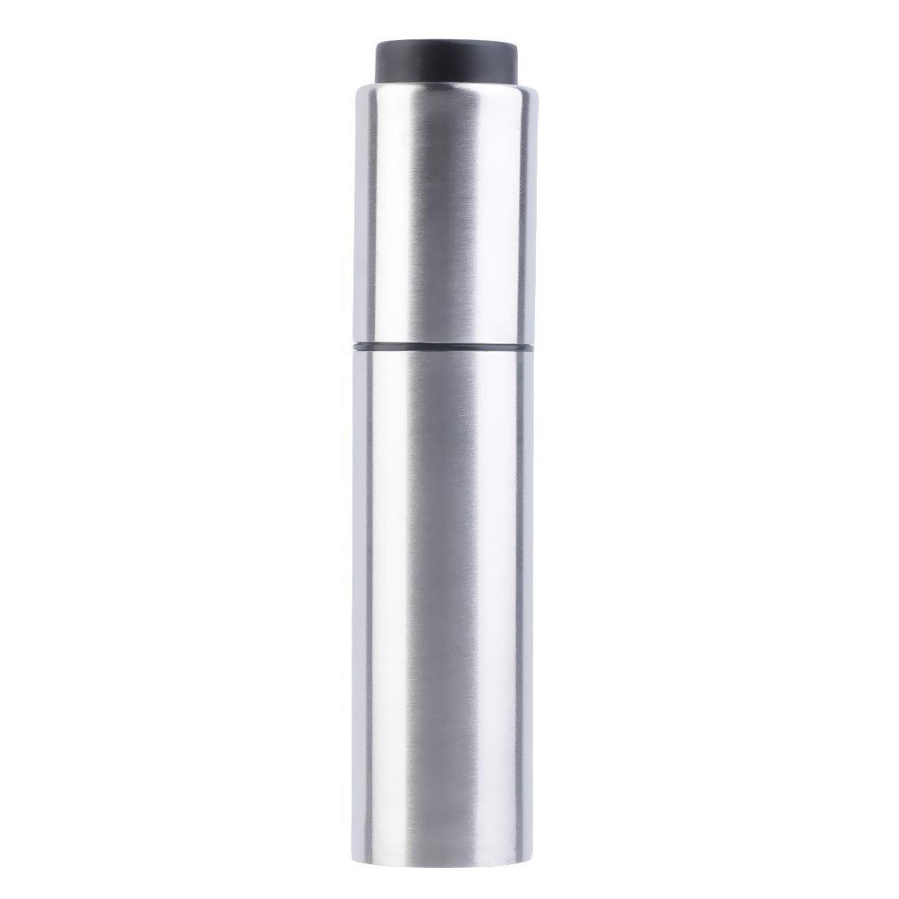 top-springステンレス鋼オリーブポンプスプレーFineボトルオイルスプレーポット調理ツール B079KFCWDV