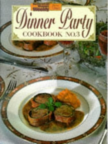 Dinner Party Cookbook, No. 3