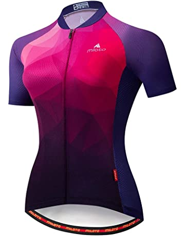 01426bd26 Uriah Women s Cycling Jersey Short Sleeve Reflective