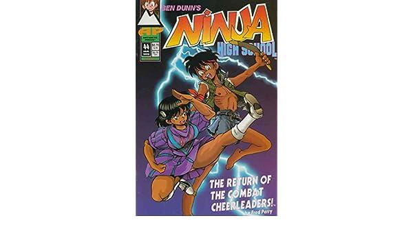 Ninja High School #44: Amazon.com: Books