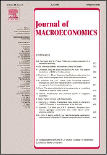 Business cycle, unemployment benefits and productivity shocks [An article from: Journal of -