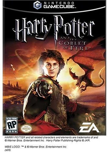 Harry Potter and the Goblet of Fire - Gamecube