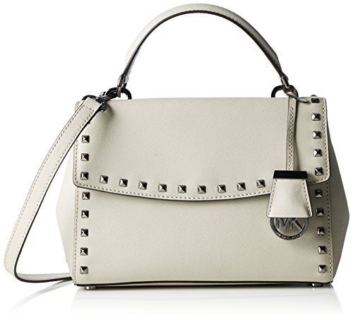 Michael Michael Kors Ava Small Studded Leather Satchel by MICHAEL Michael Kors