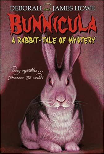 Image result for bunnicula book cover