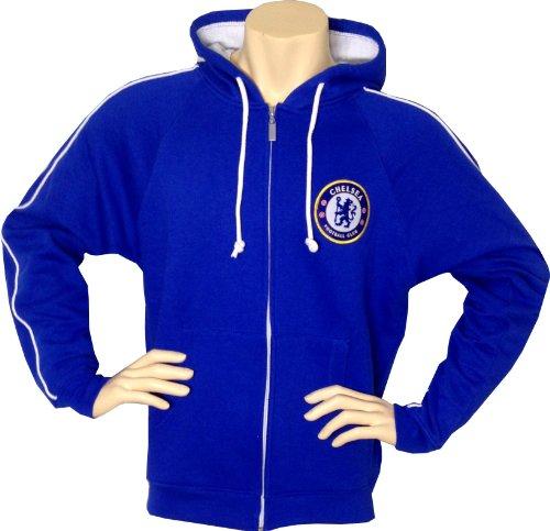 huge discount cf162 b0353 Chelsea FC Soccer Football Club Official Hoodie Zip ...