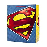 Save on Hallmark Large Gift Bag with Tissue Paper (Superman Shield) and more