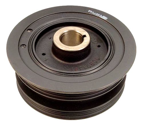 Oes Genuine Crankshaft - OES Genuine Crankshaft Pulley for select Nissan Frontier/Xterra models