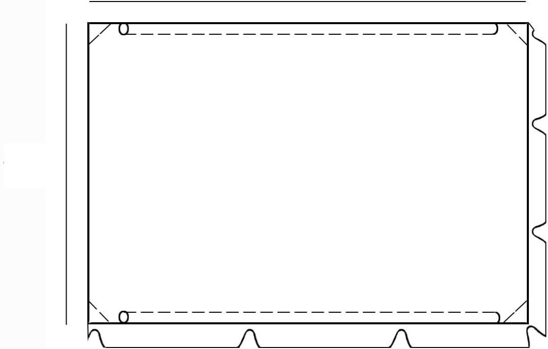 Ferocity Personalizado Techo Solar para balanc/ín Toldo Fundas para balancines Toldo de Repuesto para Columpio de jard/ín Cualquier tama/ño para ordenar Grafito 101
