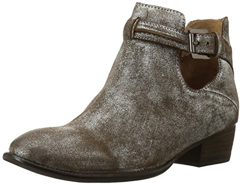 Suede 6 Black M Boot Tourmaline Women's Leather Pewter Seychelles US 1qBSwzUx