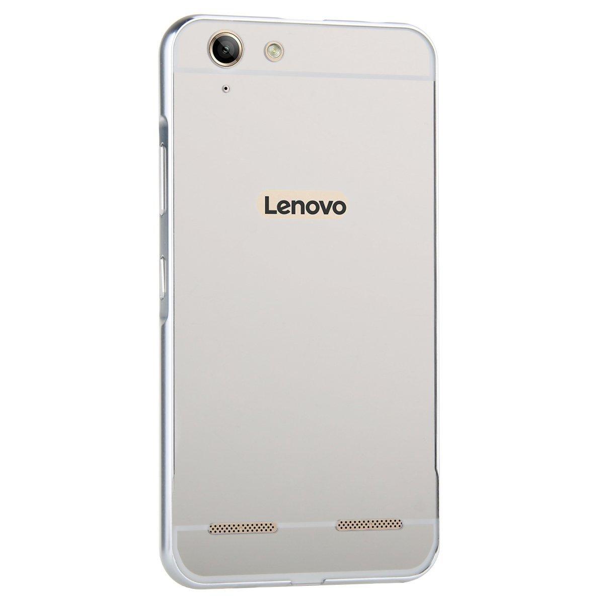 Amazon.com: Lenovo Vibe K5 Plus Case, Moonmini Aluminum Metal Frame ...