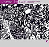 Live Phish Vol. 10: 6/22/94, Veterans Memorial Auditorium, Columbus, Ohio
