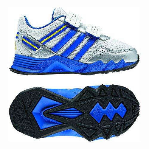 Adidas Kids Shoes Adifaito CF I RUNWHT/SATEL 9qNnT