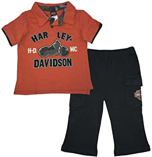 281251220 Amazon.com  Harley-Davidson Little Boys  Born to Ride