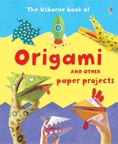 Book of Origami (Usborne Activities)