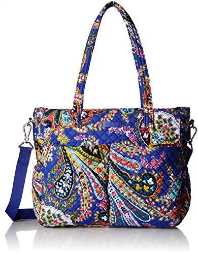 Vera Bradley Iconic Ultimate Baby Bag, Signature Cotton