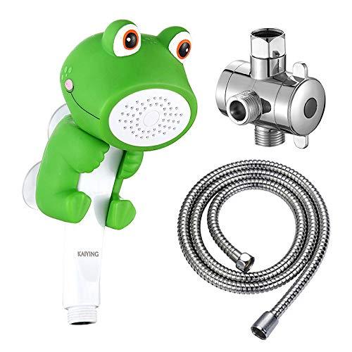 KAIYING Children's Handheld Shower Head,Cartoon Water Flow Spray Shower Head...
