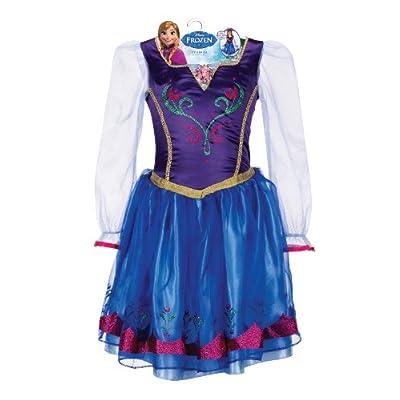 Disney Frozen Enchanting Dress - Anna: Toys & Games