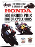 The Challenge and Dream of Honda: 500 GP Motorcycle Wins