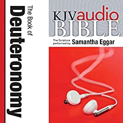 King James Version Audio Bible: The Book of Deuteronomy