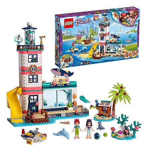 레고 (LEGO) 친구 바다 동물 작전 하우스 41380 블록 장난감 소녀