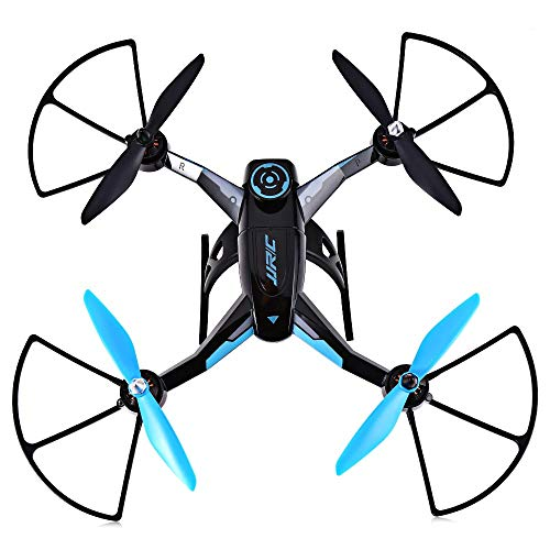 jkbfyt RC Drone,JJRC X1 2.4GHz 4CH 6 Axis Gyro RC Quadcopter Brushless Ready-to-Fly (Blue)