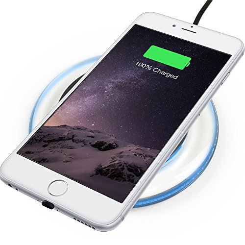bezalel iphone 6 6s wireless charger kit qi wireless charging pad receiver patch module for. Black Bedroom Furniture Sets. Home Design Ideas